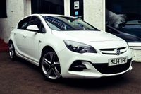 USED 2014 14 VAUXHALL ASTRA 1.6 LIMITED EDITION 5d 115 BHP STUNNING VAUXHALL ASTRA LIMITED EDITION