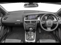 USED 2009 09 AUDI A5 3.0 TDI QUATTRO S LINE 2d AUTO 240 BHP SAT NAV, B&O, H/SEATS, CRUISE