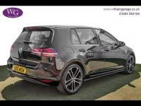 USED 2015 15 VOLKSWAGEN GOLF 2.0 TDI BlueMotion Tech GTD 5dr CLIMATE, CRUISE, DAB, 1 OWNER