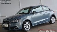 USED 2010 60 AUDI A1 1.4TFSi SPORT 3 DOOR 6-SPEED 122 BHP Finance? No deposit required and decision in minutes.