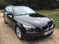 2004 BMW 5 SERIES 4.4 545I SE TOURING 5d AUTO 329 BHP £5490.00