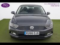USED 2016 66 VOLKSWAGEN PASSAT 1.6 TDI BlueMotion Tech S DSG (s/s) 4dr 1 OWNER, DAB, BLUETOOTH