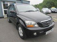 2007 KIA SORENTO 2.5 XS 5d 168 BHP £4365.00