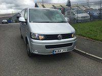 USED 2015 64 VOLKSWAGEN TRANSPORTER 2.0 T32 TDI P/V  BMT 1d AUTO 140 BHP DSG TAILGATE