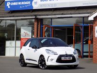 USED 2013 62 CITROEN DS3 1.6 E-HDi DSTYLE PLUS 3dr ** Low Miles + ZERO Road Tax **