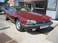 1987 JAGUAR XJSC 5.3 C V12 2d AUTO 299 BHP £POA