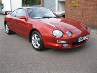 USED 1997 R TOYOTA CELICA 1.8 ST 3d 114 BHP
