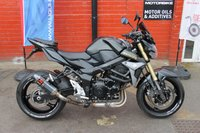 USED 2014 14 SUZUKI GSR750 L4  An awesome sounding GSR, Finance Available, Free UK delivery.