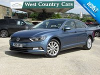USED 2015 15 VOLKSWAGEN PASSAT 2.0 SE TDI BLUEMOTION TECHNOLOGY 4d 148 BHP Superb Value Space Saloon