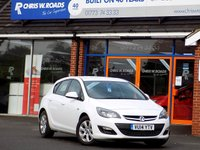 USED 2014 14 VAUXHALL ASTRA 1.7 CDTi ECOFLEX DESIGN 5dr * Great Value Diesel Family Hatch *