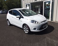 USED 2010 10 FORD FIESTA 1.25 ZETEC 3d THIS VEHICLE IS AT SITE 2 - TO VIEW CALL US ON 01903 323333