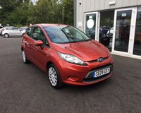 USED 2009 09 FORD FIESTA 1.25 STYLE 3d THIS VEHICLE IS AT SITE 2 - TO VIEW CALL US ON 01903 323333
