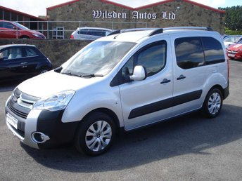2012 CITROEN BERLINGO 1.6 MULTISPACE XTR HDI 5d 91 BHP £6699.00