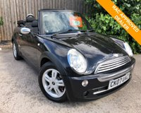 2007 MINI CONVERTIBLE 1.6 ONE 2d 89 BHP £3495.00