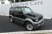 2009 SUZUKI JIMNY 1.3 JLX PLUS 3d 85 BHP £SOLD