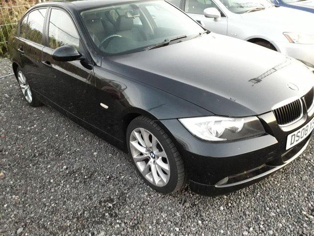 2008 08 BMW 3 SERIES 2.0 318D EDITION ES 4d 141 BHP