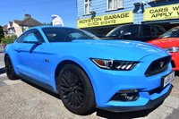 2017 FORD MUSTANG 5.0 GT 2d 410 BHP £32999.00