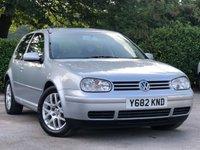2001 VOLKSWAGEN GOLF 1.8 GTI 3d 148 BHP £2000.00
