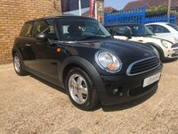 USED 2010 10 MINI HATCH ONE 1.4 ONE 3d 94 BHP WE SPECIALISE IN MINI'S!!!!!!