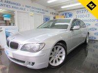 USED 2008 08 BMW 7 SERIES 4.8 750I SPORT 4d AUTO 363 BHP
