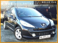 USED 2009 09 PEUGEOT 207 1.4 Verve 5dr *LOW MILEAGE, GREAT VALUE*