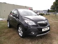 USED 2015 15 VAUXHALL MOKKA 1.6 EXCLUSIV CDTI S/S 5d 134 BHP 1 OWNER FULL SERVICE HISTORY