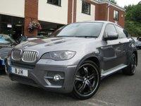USED 2008 X BMW X6 3.0 XDRIVE35D 4d AUTO 282 BHP