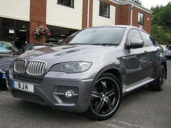 2008 BMW X6 3.0 XDRIVE35D 4d AUTO 282 BHP £SOLD