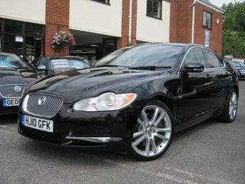 2010 JAGUAR XF 3.0 V6 S PREMIUM LUXURY 4d AUTO 275 BHP £9995.00