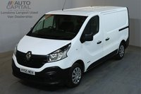 USED 2015 65 RENAULT TRAFIC 1.6 SL29 BUSINESS DCI 115 BHP L1 H1 SWB LOW ROOF NAVIGATION SATELLITE NAVIGATION, PARKING SENSORS