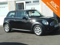USED 2012 12 MINI HATCH COOPER 1.6 COOPER 3d 122 BHP Low Mileage