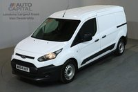 USED 2014 64 FORD TRANSIT CONNECT 1.6 240 94 BHP L1 H1 SWB LOW ROOF AIR CON  AIR CONDITIONING, REAR PARKING SENSORS