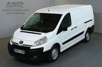 USED 2015 65 TOYOTA PROACE 2.0 HDI 1200 127 BHP L2 H1 LWB LOW ROOF AIR CON ONE OWNER, MOT UNTIL 6/08/2019