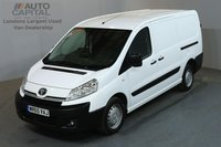 USED 2015 65 TOYOTA PROACE 2.0 HDI 1200 127 BHP L2 H1 LWB LOW ROOF AIR CON  ONE OWNER, AIR CONDITION