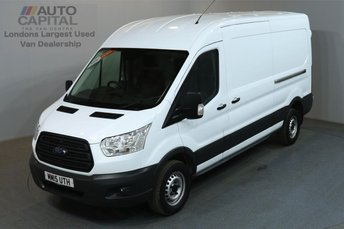 2015 FORD TRANSIT 2.2 350 124 BHP L3 H2 LWB MEDIUM ROOF £10390.00