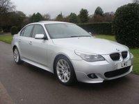2009 BMW 5 SERIES 2.0 520D M SPORT 4d 175 BHP £4990.00