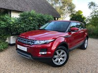 USED 2013 63 LAND ROVER RANGE ROVER EVOQUE 2.2 SD4 PURE TECH 5d 190 BHP