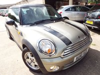 2010 MINI HATCH COOPER 1.6 COOPER 3d 118 BHP £3495.00