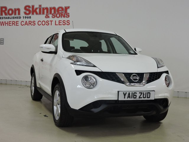 View our 2016 16 NISSAN JUKE (39)   1.5 VISIA DCI 5d 110 BHP