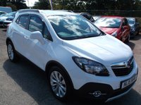 USED 2015 15 VAUXHALL MOKKA 1.7 SE CDTI S/S 5d 128 BHP ****Great Value economical reliable family car with excellent service history, drives superbly****