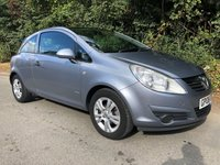 2008 VAUXHALL CORSA 1.0 BREEZE PLUS 3d 60 BHP £2895.00