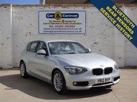 USED 2012 12 BMW 1 SERIES 1.6 118I SE 5d 168 BHP Service History A/C Sensors BT 0% Deposit Finance Available