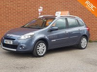 2011 RENAULT CLIO 1.1 DYNAMIQUE TOMTOM TCE 5d 100 BHP £SOLD