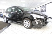 2013 PEUGEOT 308 1.6 HDI ACTIVE NAVIGATION VERSION £4950.00