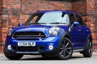 USED 2014 64 MINI COUNTRYMAN 2.0 Cooper SD (Chili) ALL4 5dr **NOW SOLD**