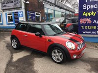 USED 2008 08 MINI HATCH COOPER 1.6 COOPER 3d 118 BHP, only 71000 miles, 2 Owners ***GREAT FINANCE DEALS AVAILABLE***