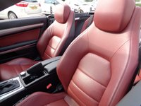 USED 2013 13 MERCEDES-BENZ E-CLASS 2.1 E250 CDI BLUEEFFICIENCY SPORT 2d AUTO 204 BHP