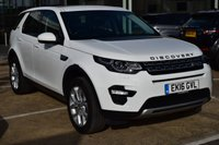 2016 LAND ROVER DISCOVERY SPORT 2.0 TD4 HSE 5d AUTO 180 BHP £28495.00