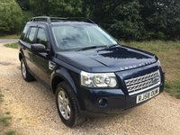 2009 LAND ROVER FREELANDER 2.2 TD4 GS 5d 159 BHP £8290.00