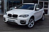 2013 BMW X6 3.0 XDRIVE30D 4d AUTO 241 BHP £22990.00